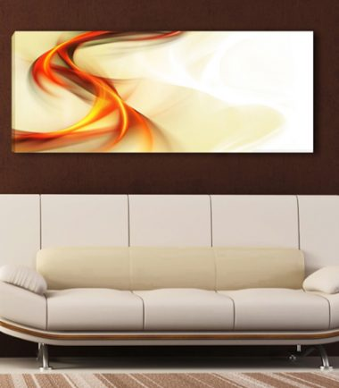 картина пано абстракт вълна