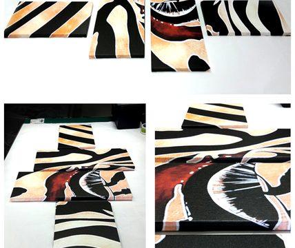 зебра 4 части