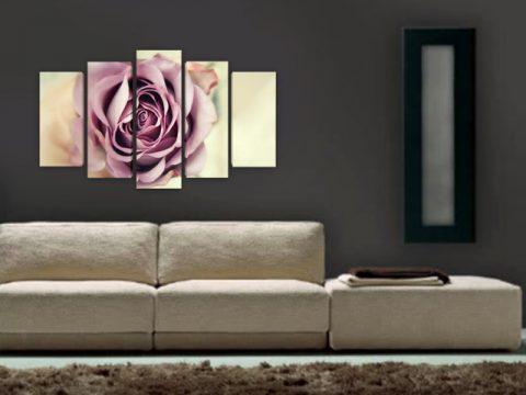 картина роза 5 части