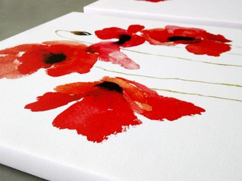 червени макове 3 части