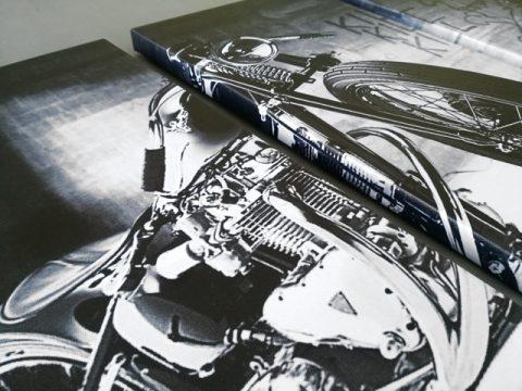 мотор 3 части