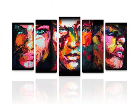 арт лица 5 части