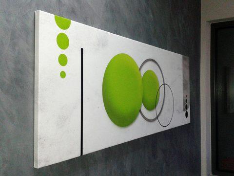 зелени кръгове