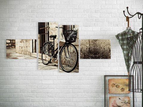 картина Градско колело