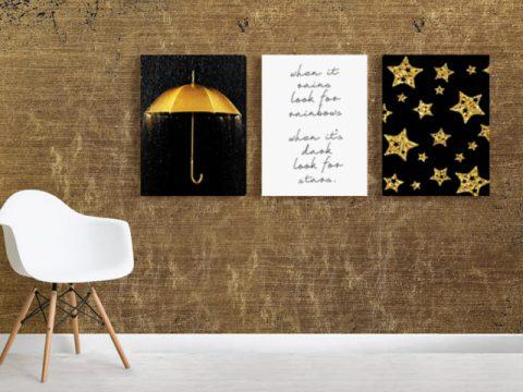 Картина дъжд звезди мисли позитивни мисли и цитати