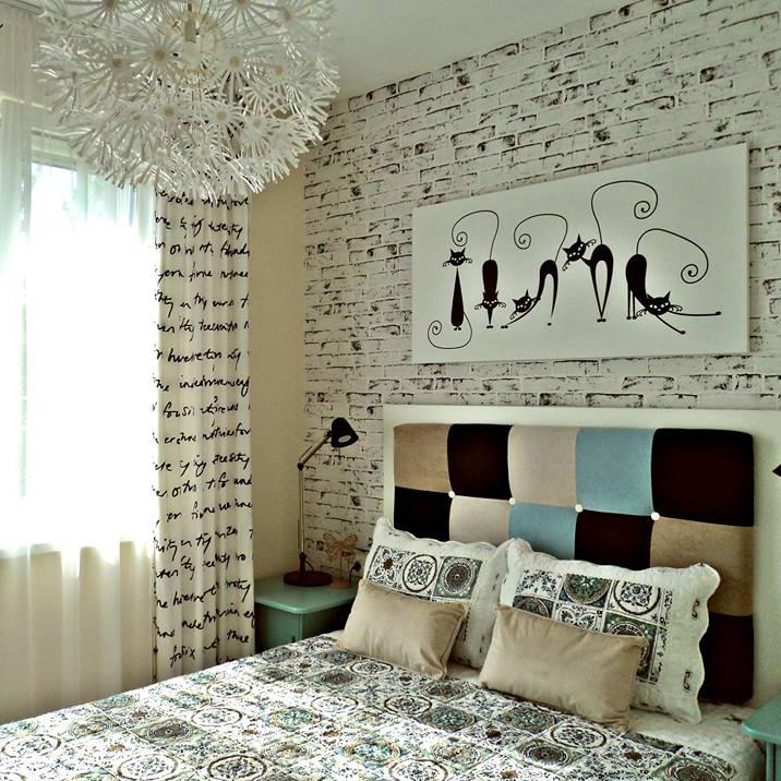 спалня снимка на клиент