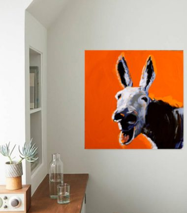картина поп арт магаре