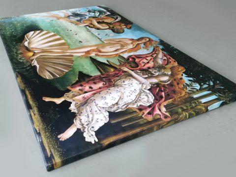 раждането на венера картина
