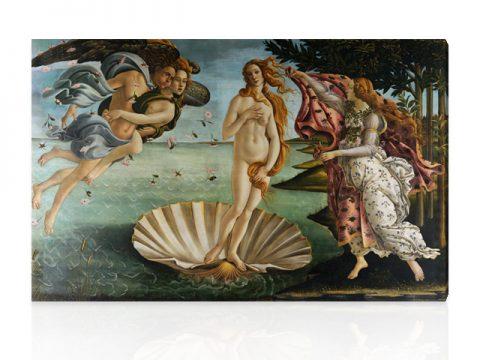 репродукция раждането на венера репродукция
