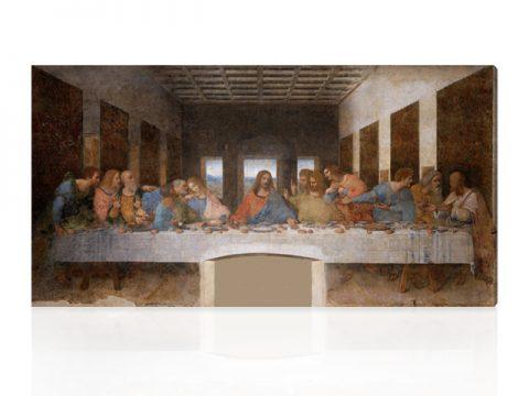 репродукция тайната вечеря