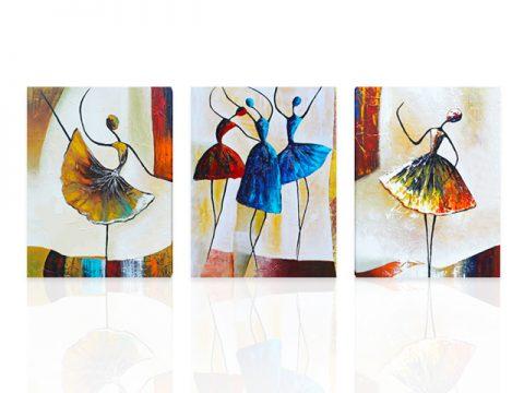 онлайн магазин картини, картина с арт балерини