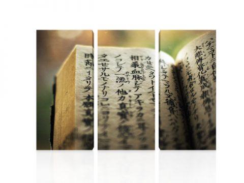 пано японска книга