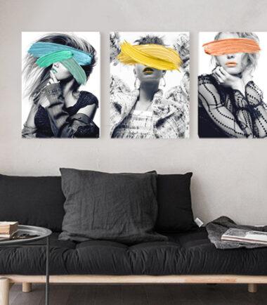 картини жени цензура 3 части