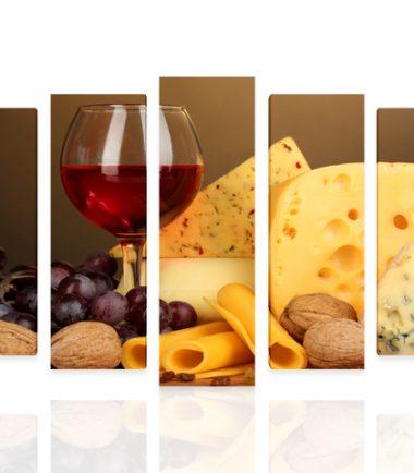 пано вино сирена