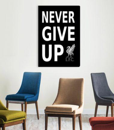 картина never give up lfc