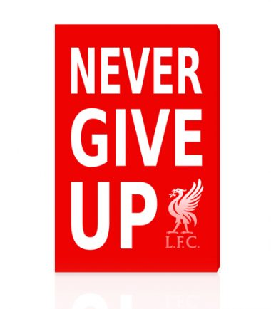 пано never give up lfc