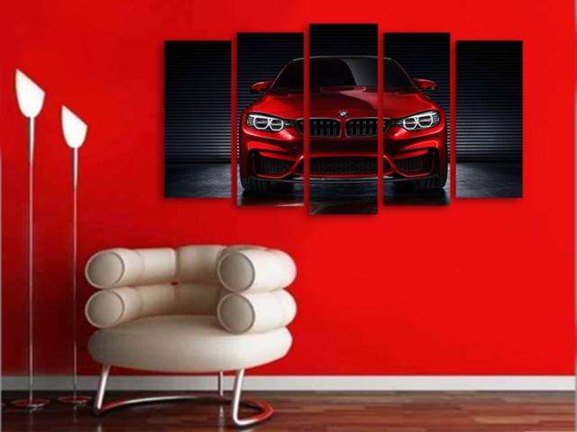 картина BMW, картини за стена