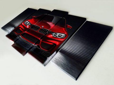 картина кола BMW