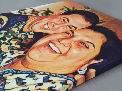 картини дигитално рисувана снимка